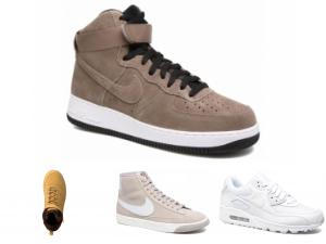 Meest populair Nike sneakers